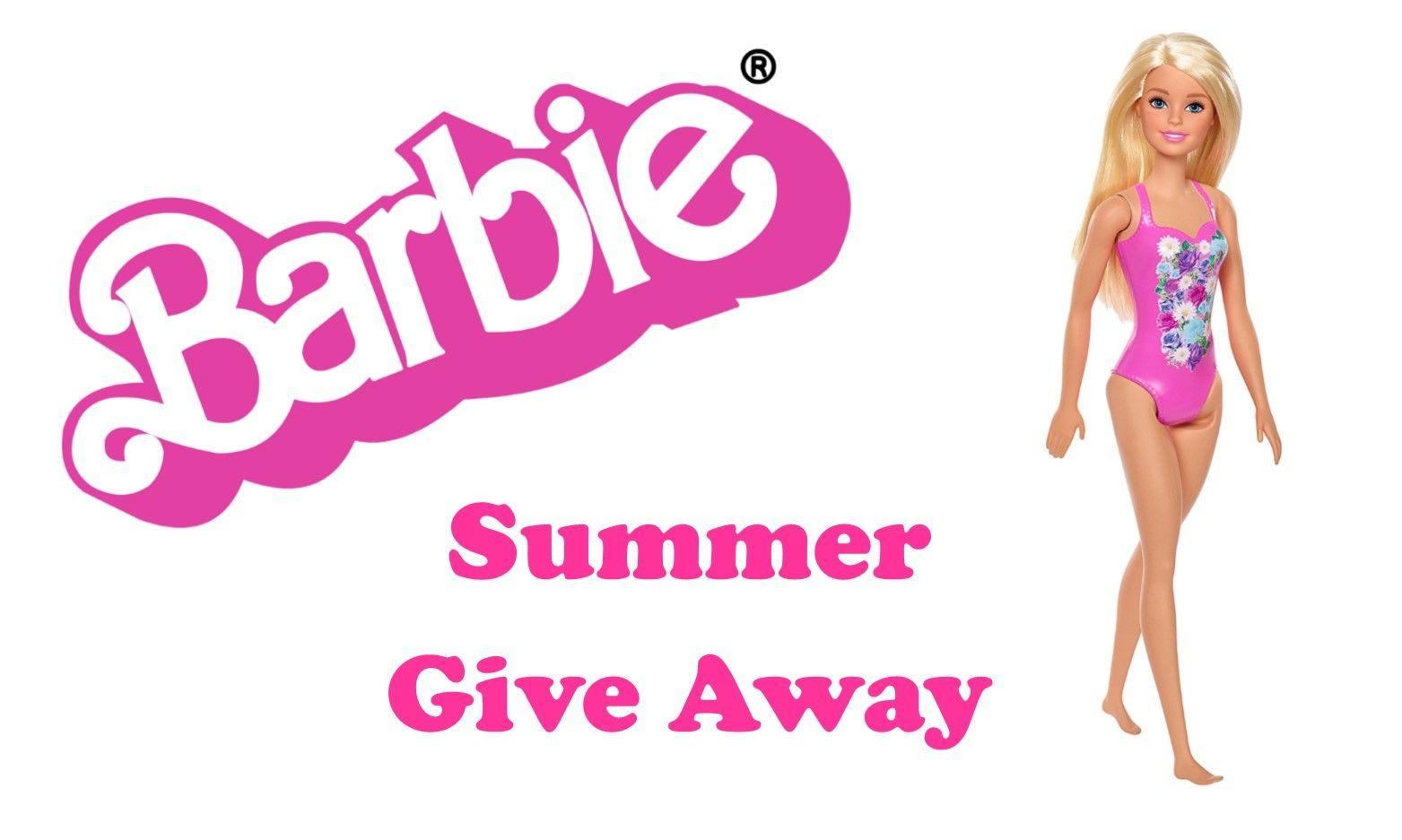 WIN a Bumper Barbie Summer Prize