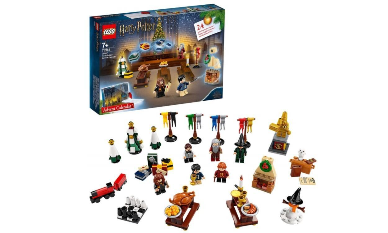 COMPETITION WIN a Harry Potter Lego Advent Calendar 2