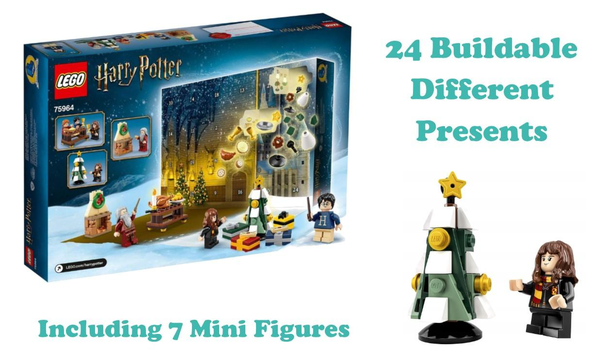 COMPETITION WIN a Harry Potter Lego Advent Calendar 3