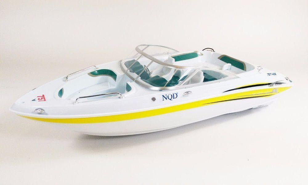 WIN a Remote Control Racing Speed Boat