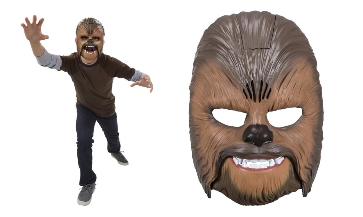 Chewbacca Electric Mask Giveaway