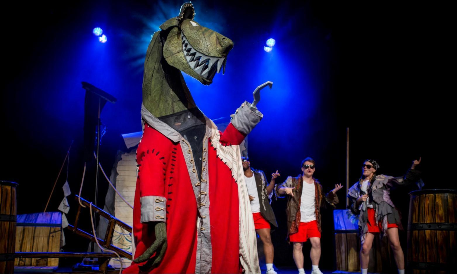 WIN a Family Ticket to Captain Flinn and the Pirate Dinosaurs: The Magic Cutlass