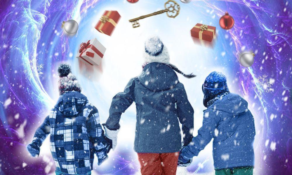WIN a Family Ticket to The Last Quest Christmas Show at National Botanic Garden of Wales