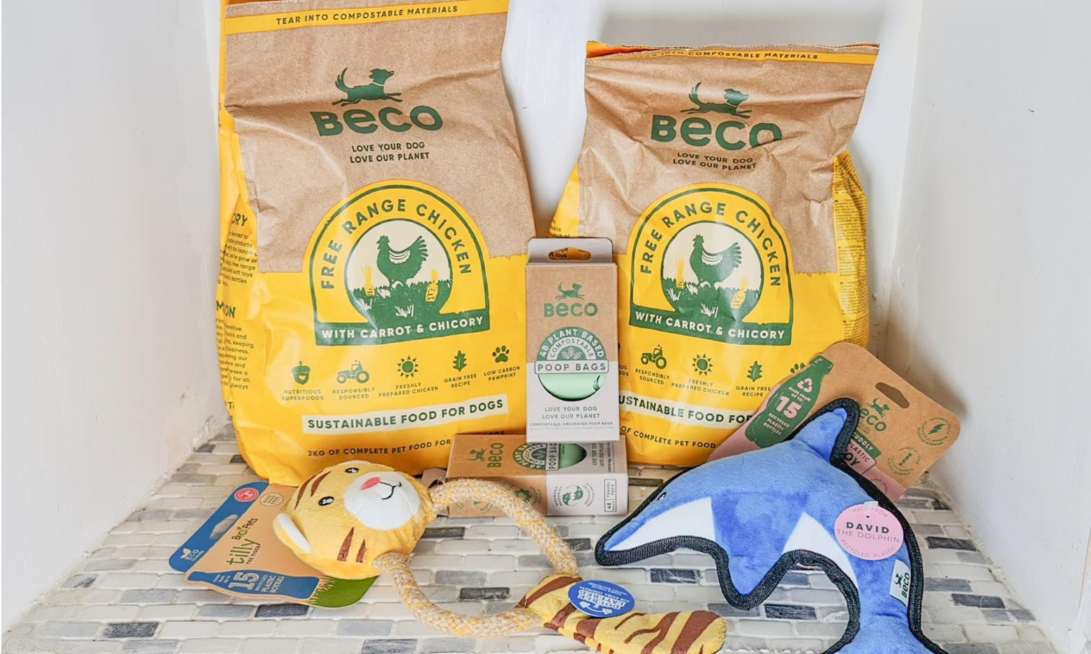 How to be an Eco Friendly Family with Beco Pets 2