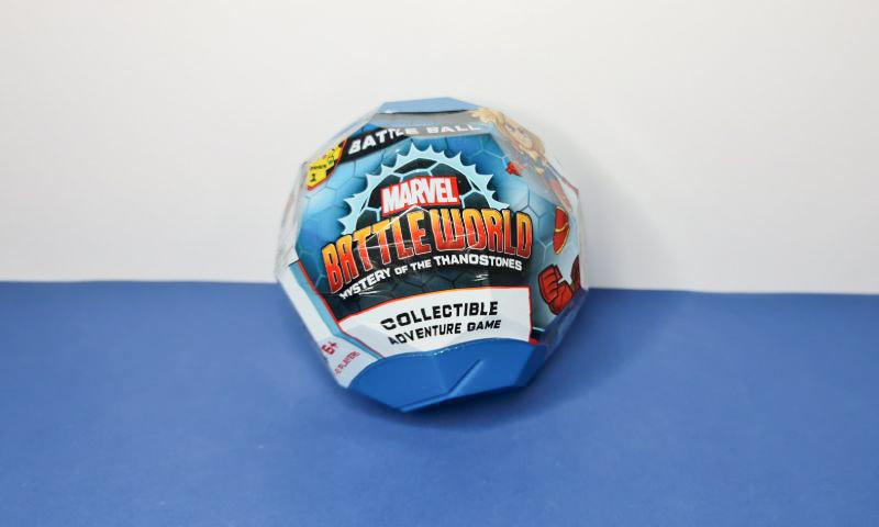 LATEST NEWS Marvel Battleworld Battle Ball