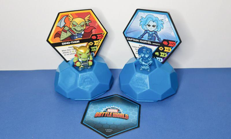 LATEST NEWS Marvel Battleworld Battle Ball Heroes