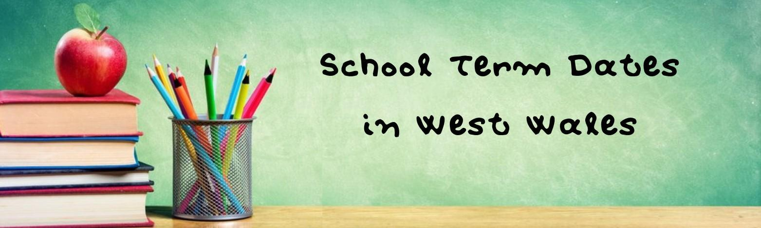 School Term Dates in West Wales Header