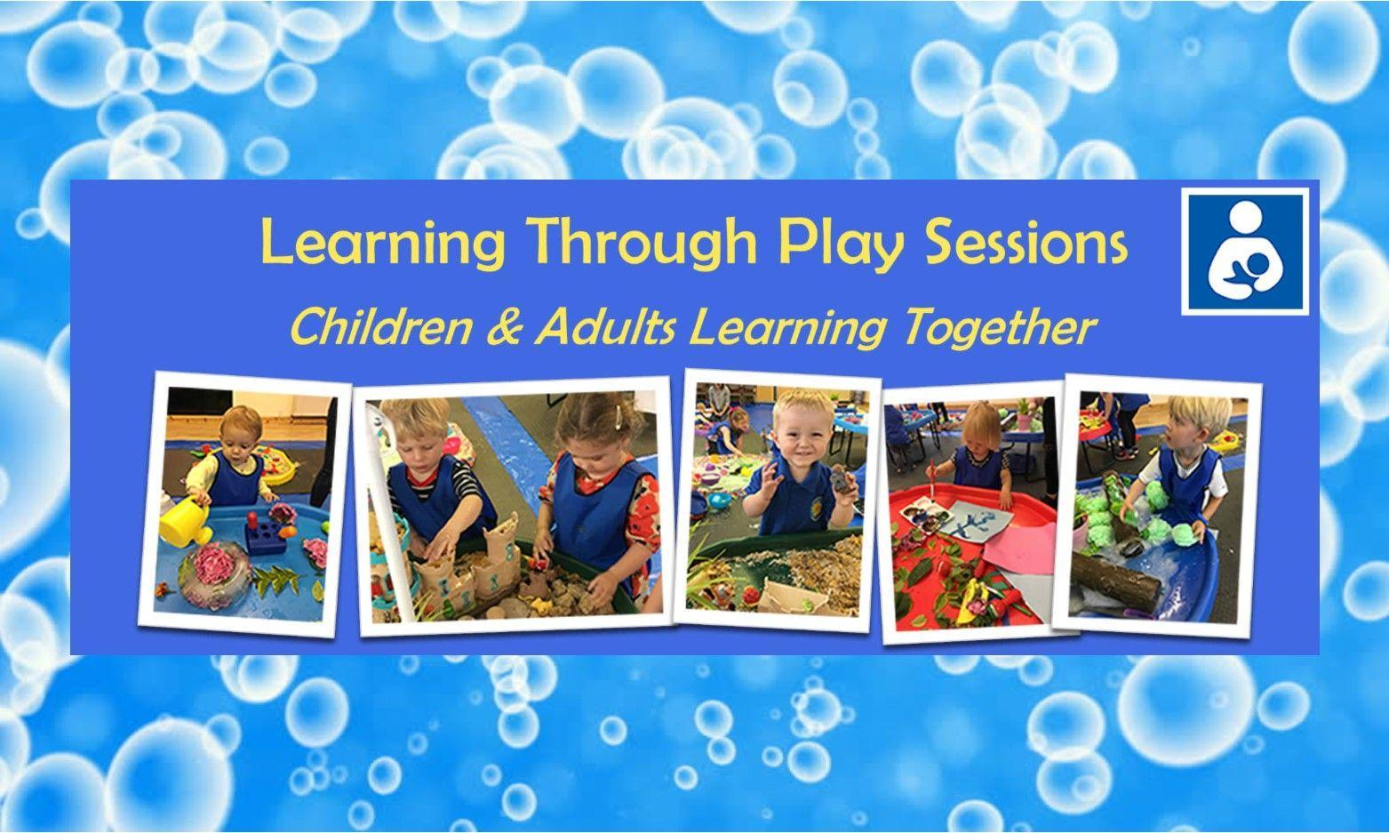 Happy Learners Parent and Toddler Sessions