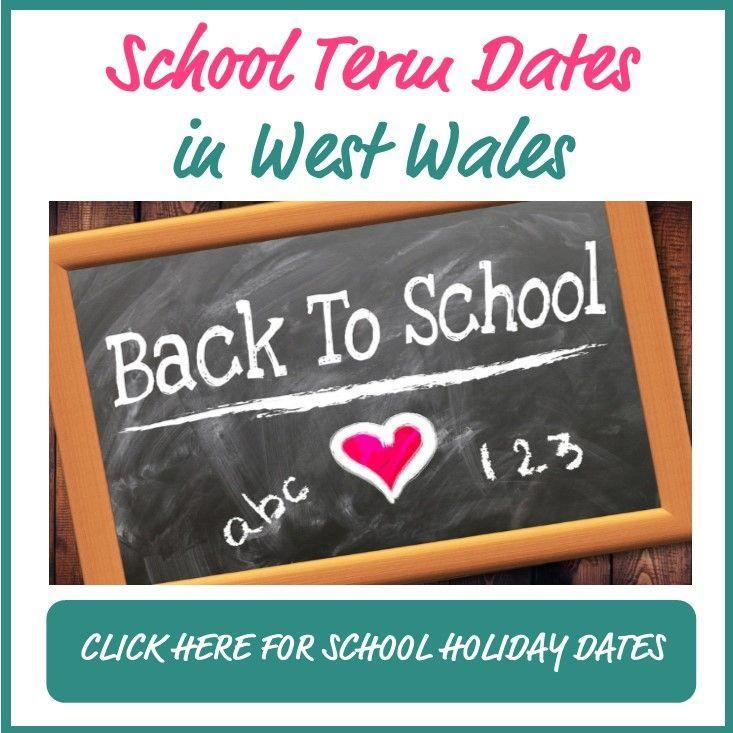 School Term Dates in West Wales