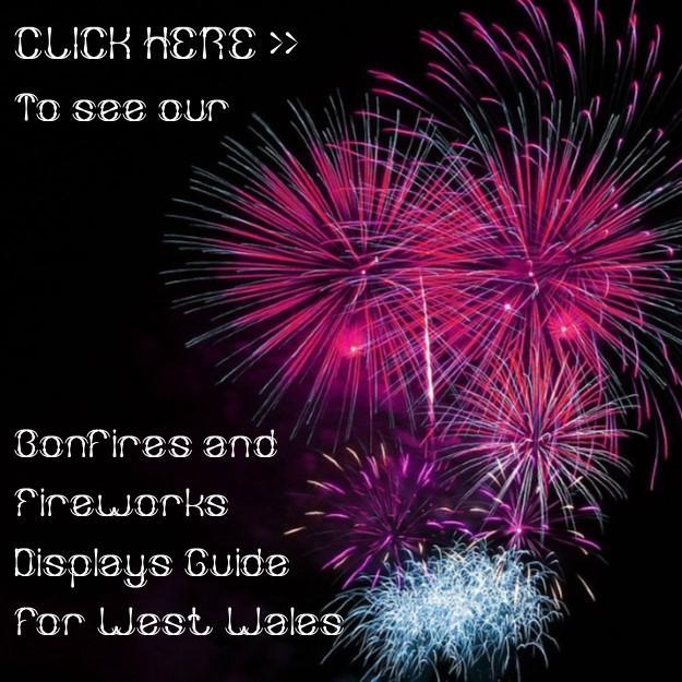 West Wales Fireworks Guide