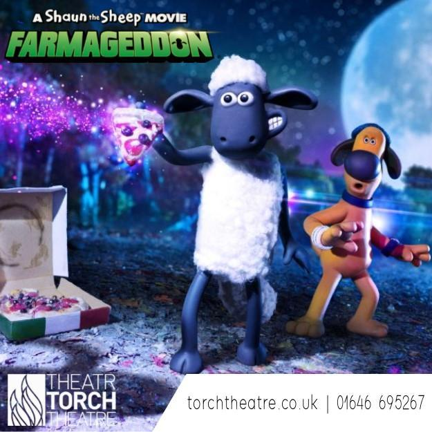 Farmageddon at Torch Theatre