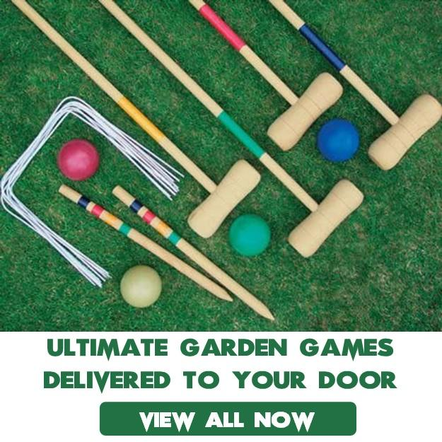 Garden Games On Amazon