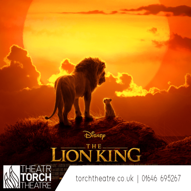 Lion King showing at Torch Theatre