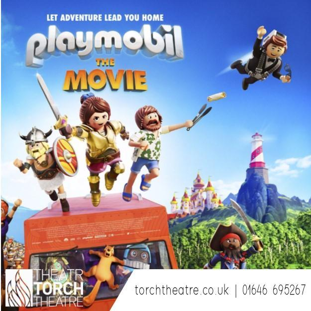 Playmobile Movie at Torch Theatre