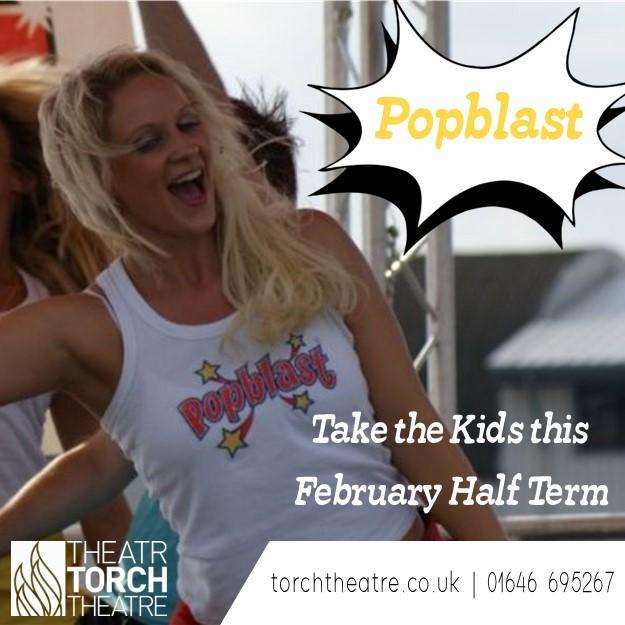Popblast at Torch Theatre
