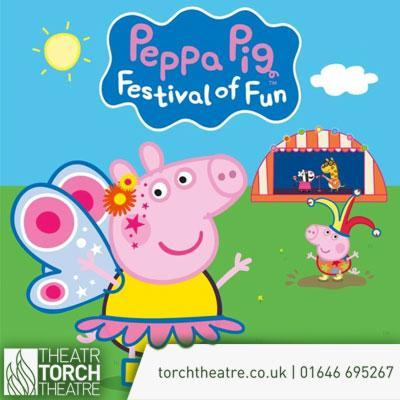 Torch Theatre Peppa Pig