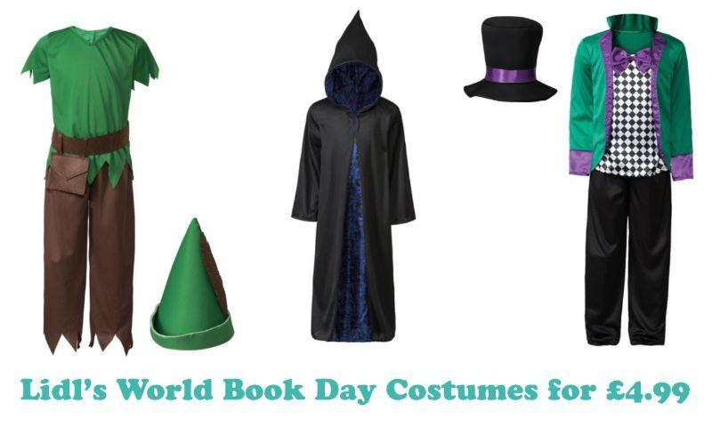 Costumi Halloween 2019 Lidl.Aldi And Lidl Selling World Book Day Costumes From 4 99 West