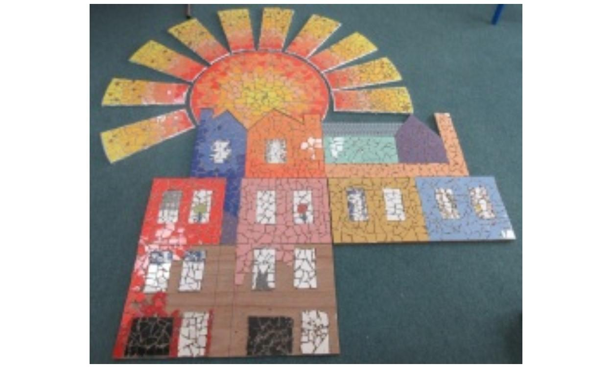 Community Invited to Help Tenby Mosaic Project 2