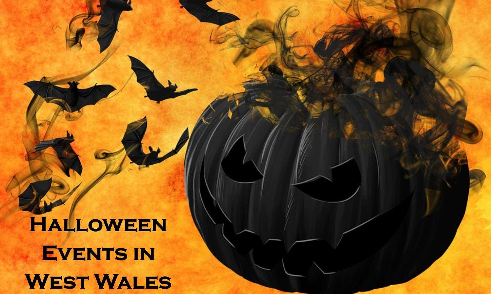 Family Halloween Events in West Wales 2018