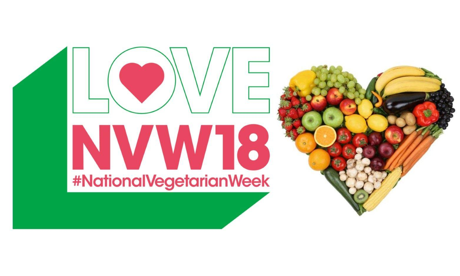 National Vegetarian Awareness Week 2018