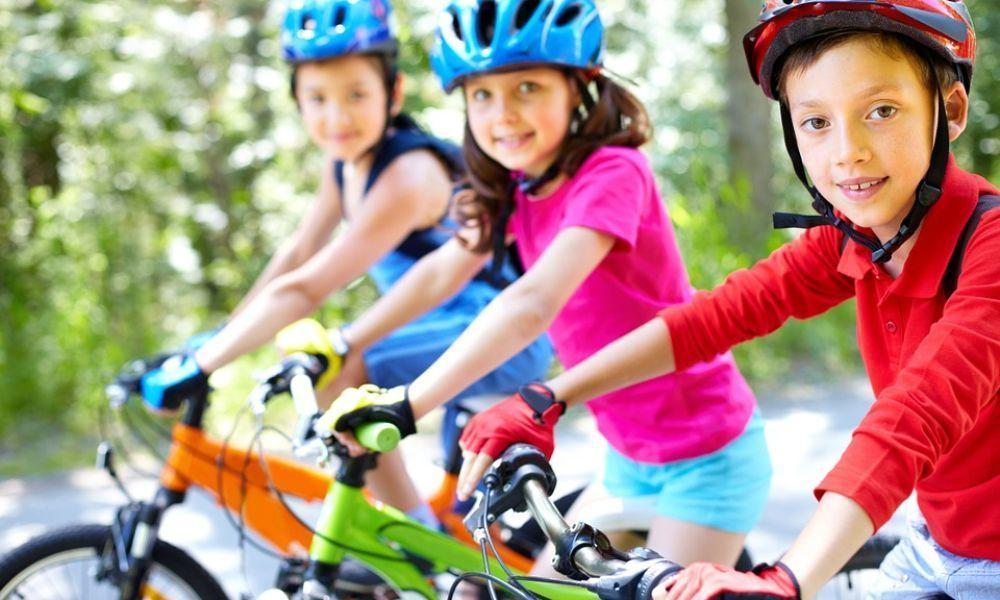 Top Tips to Hosting a Bike Riding Birthday Party