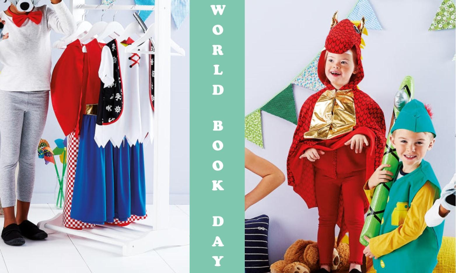 Aldi and Lidl Selling World Book Day Costumes From £4.99
