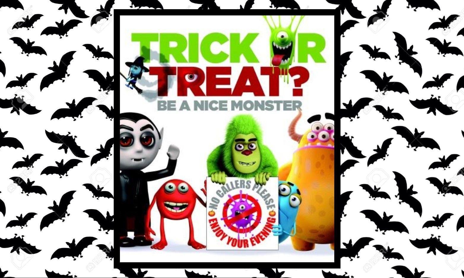 Be a Nice Monster this Halloween - Operation BANG Launched by Police