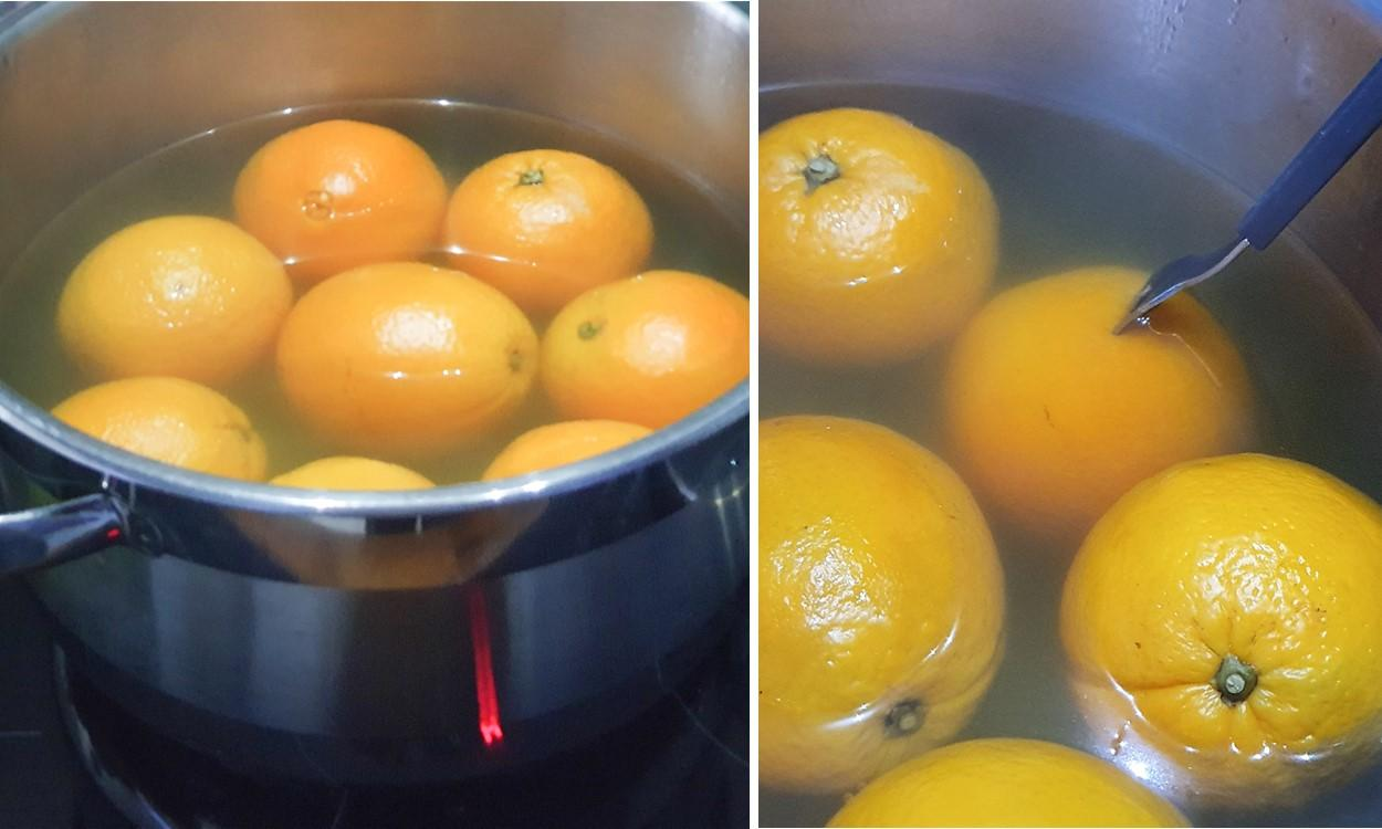 LATEST NEWS Boil Oranges for Homemade Marmalade