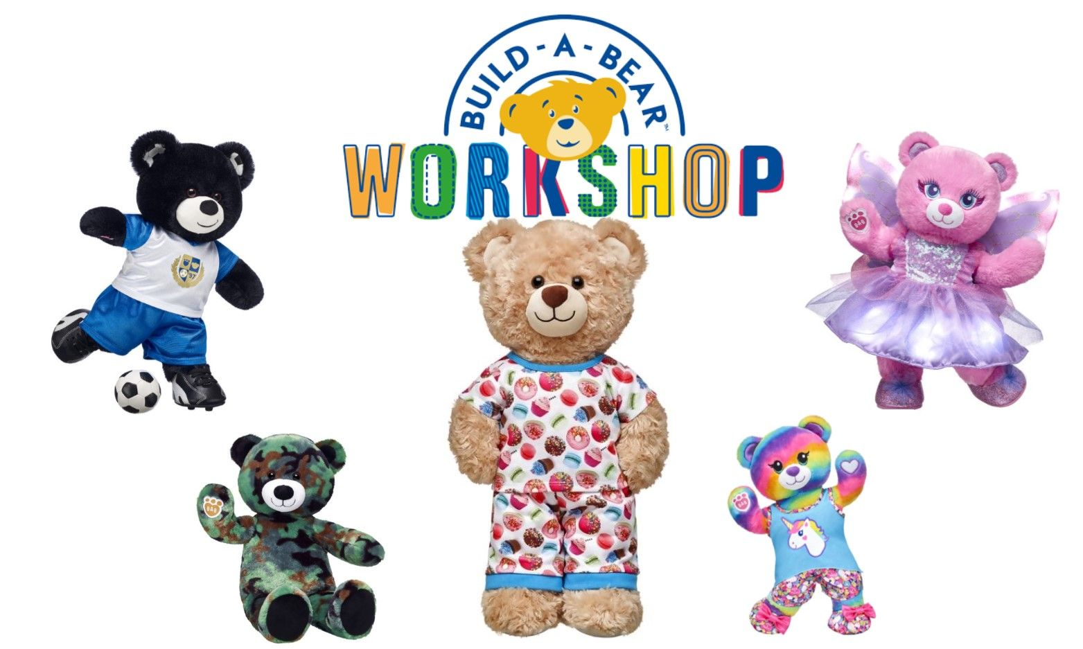 Build A Bear are Having a Pay your Age Day this Thursday