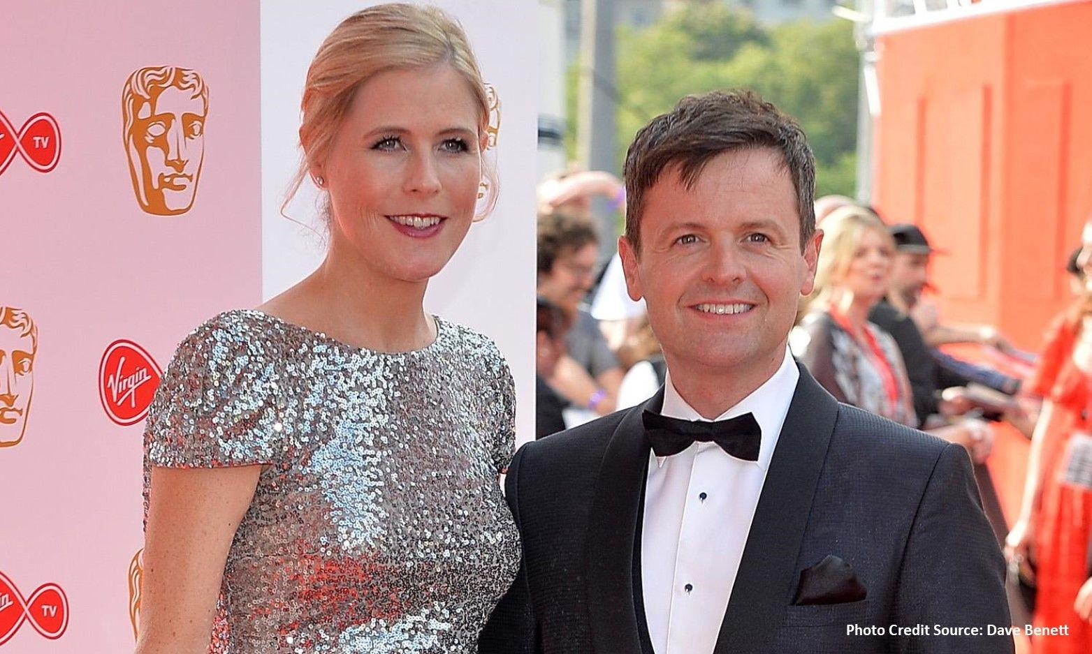 Declan Donnelly and Wife Ali Welcomes their First Baby
