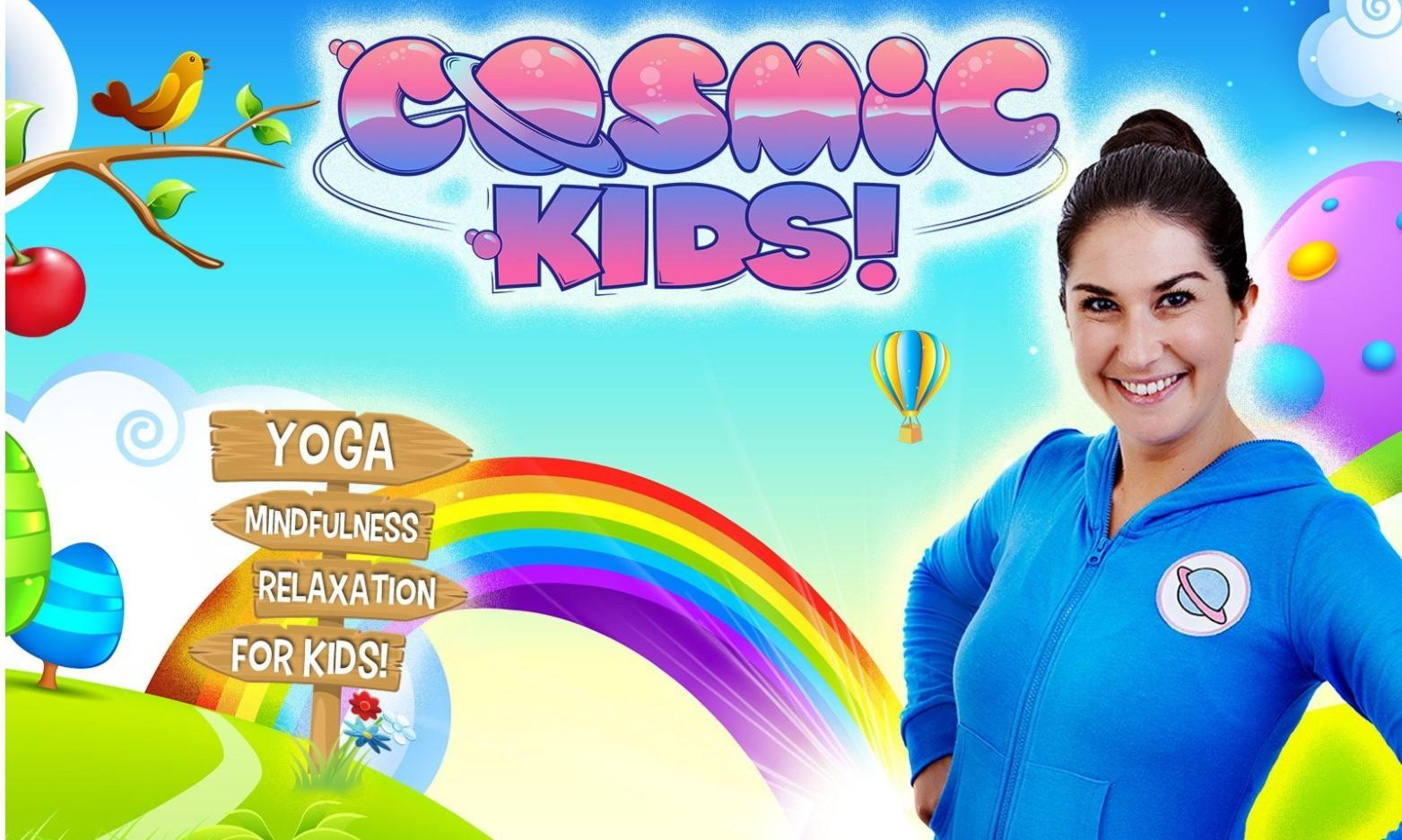 Free Online Fun Yoga Adventures Just for Kids