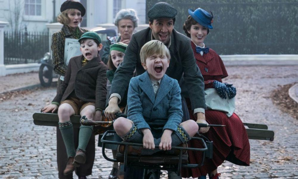 Have You Seen the New Mary Poppins Returns Disney Movie Trailer Yet?