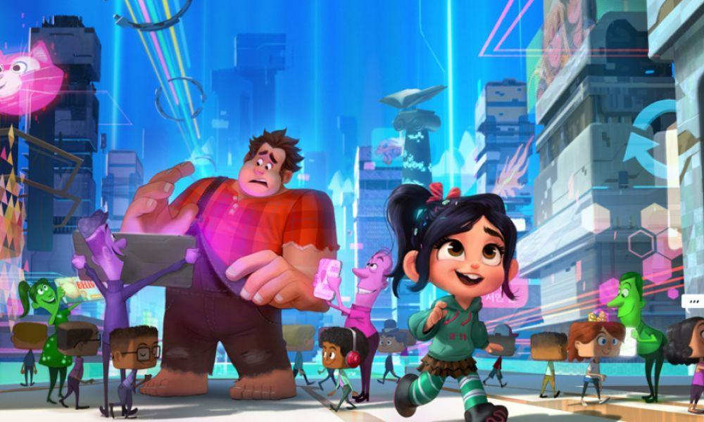 Have You Seen the New Wreck-it Ralph 2 Disney Movie Trailer Yet?