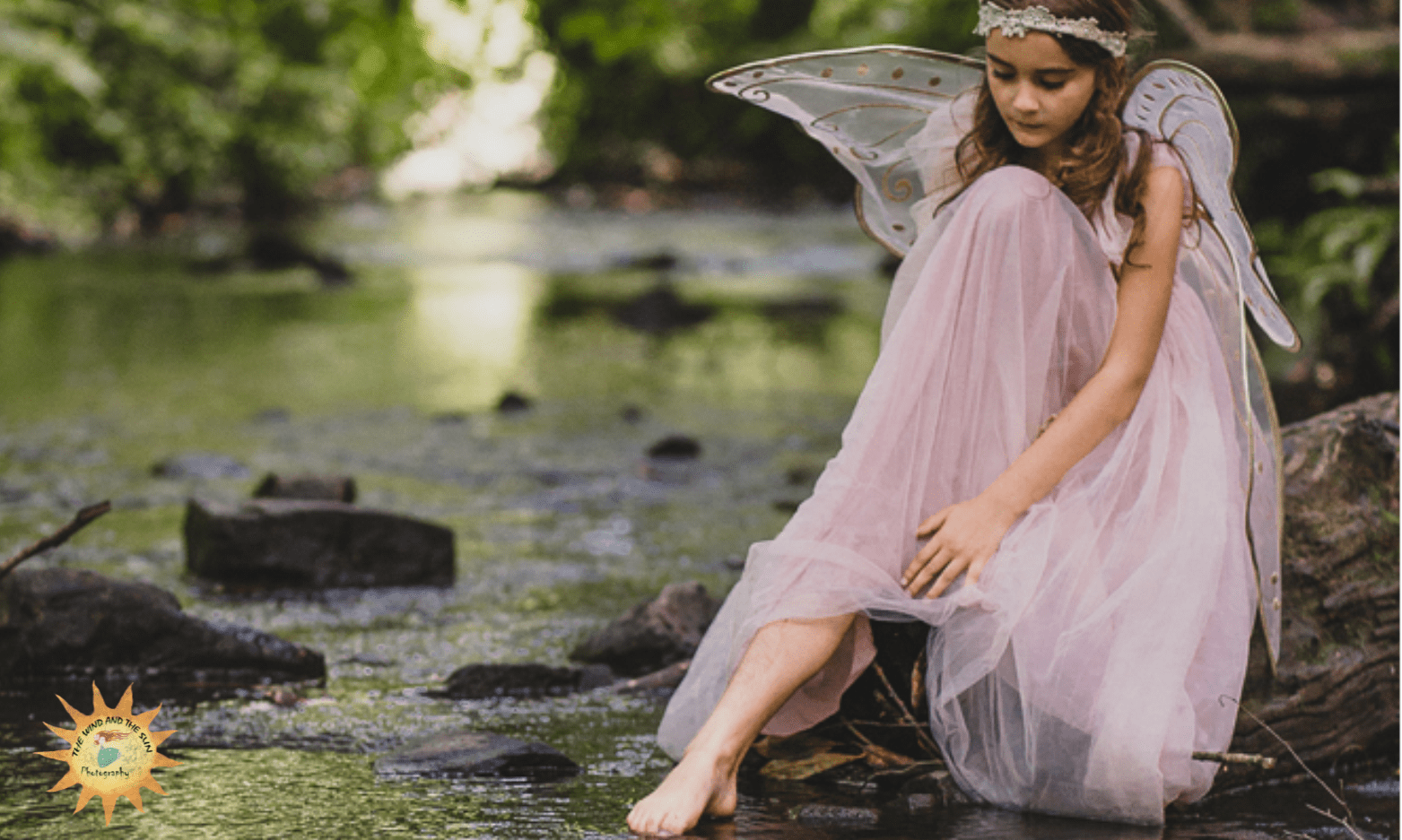 Making Memories as Children get the Chance to be a Woodland Fairy or Explorer