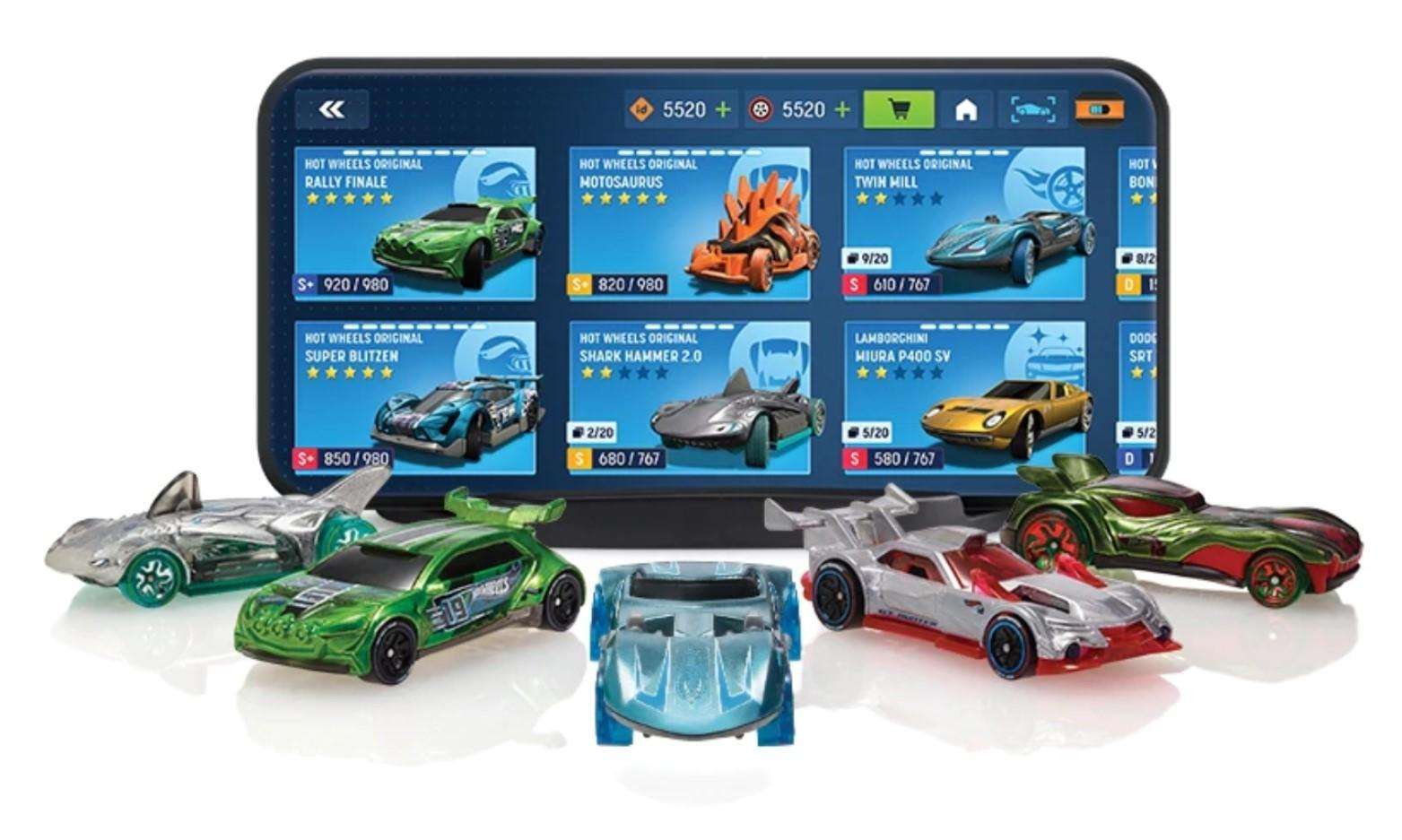Mattel Launches Physical and Digital Play with New Hot Wheels id