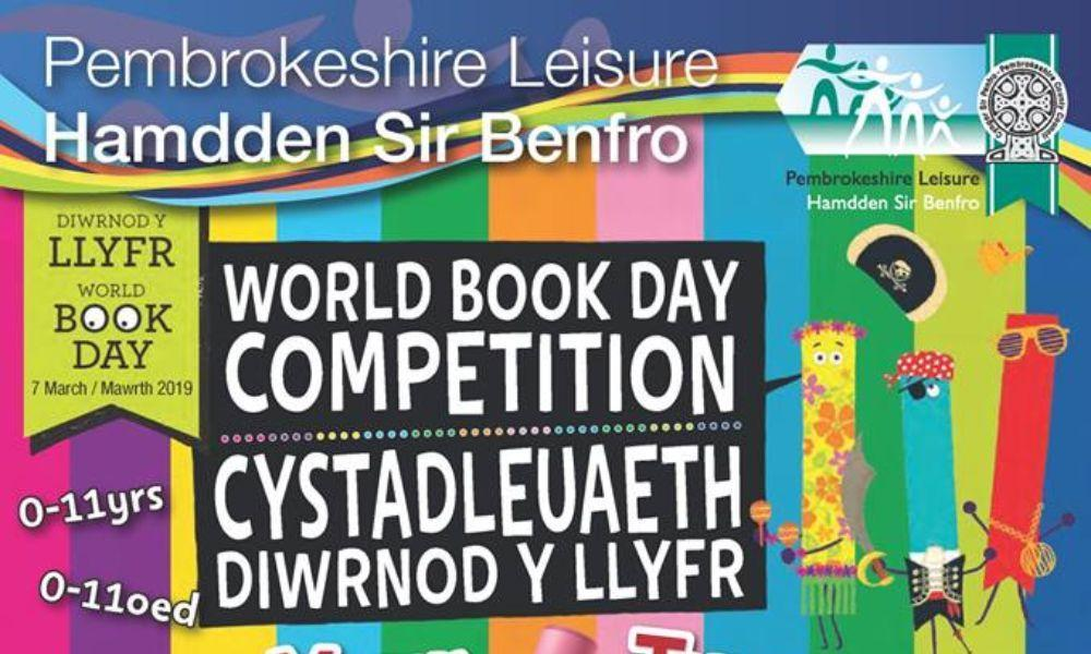 Pembrokeshire World Book Day Competition