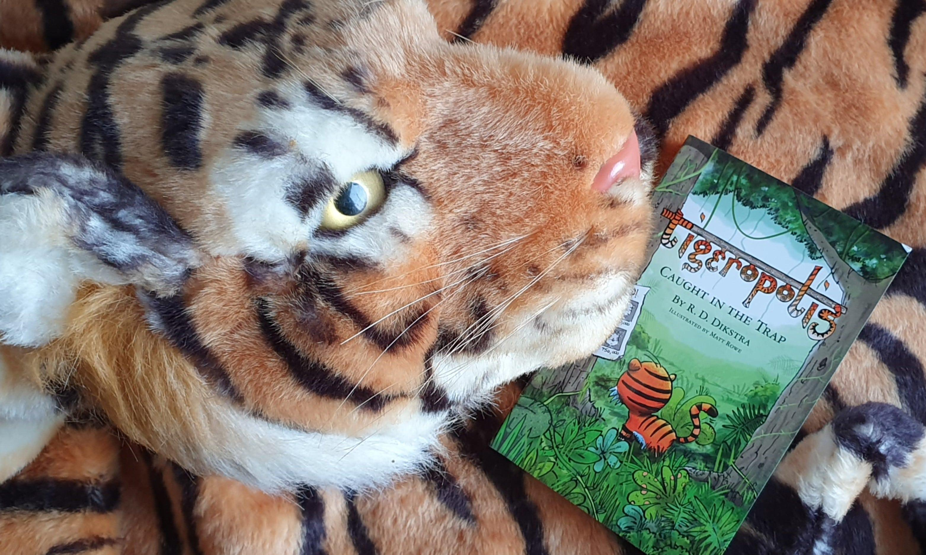 REVIEW Tigeropolis Caught in the Trap