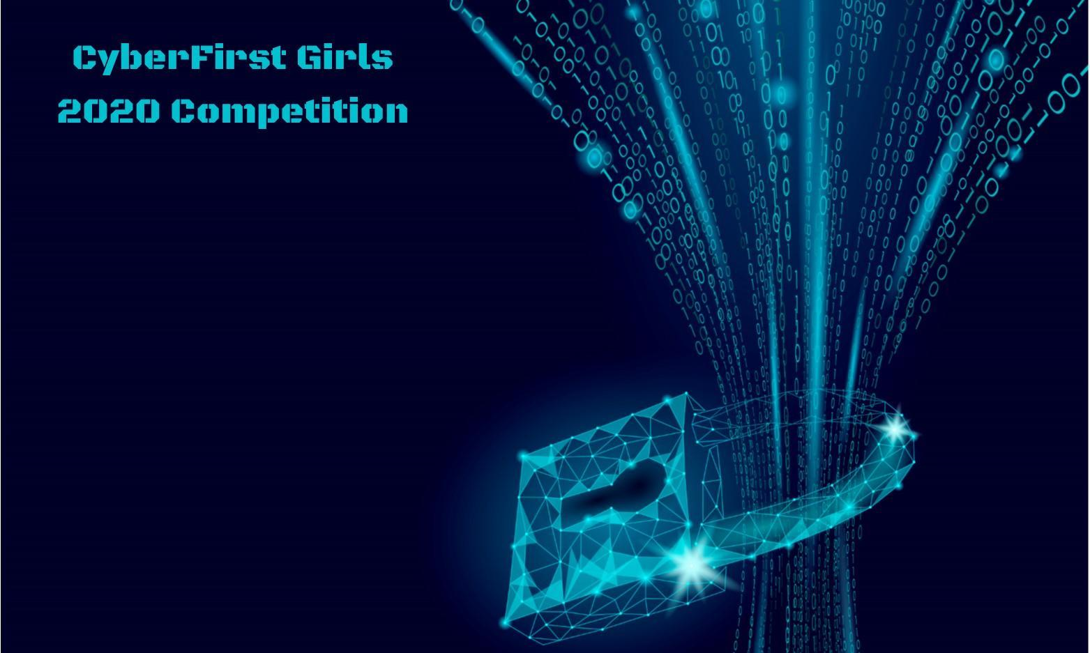 Registration Now Open for the CyberFirst Girls 2020 Competition