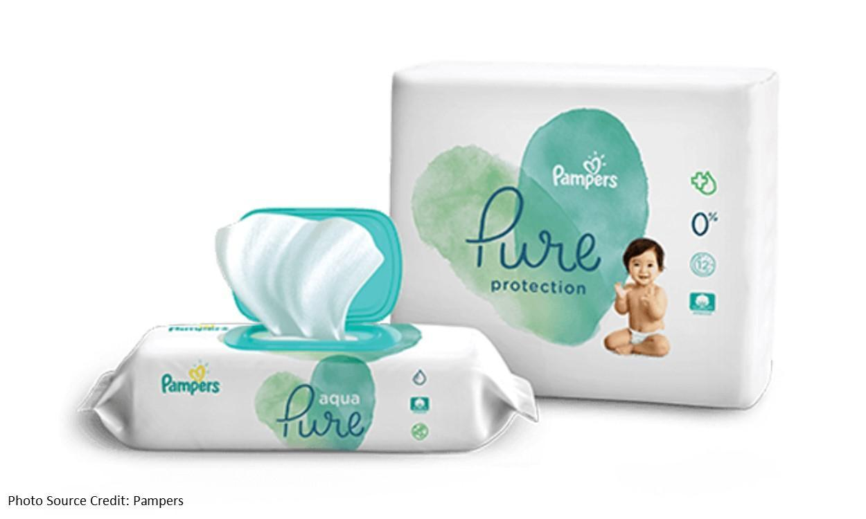 LATEST NEWS Tom Daley Becomes the New Face of Pampers Pure IN ARTICLE 3