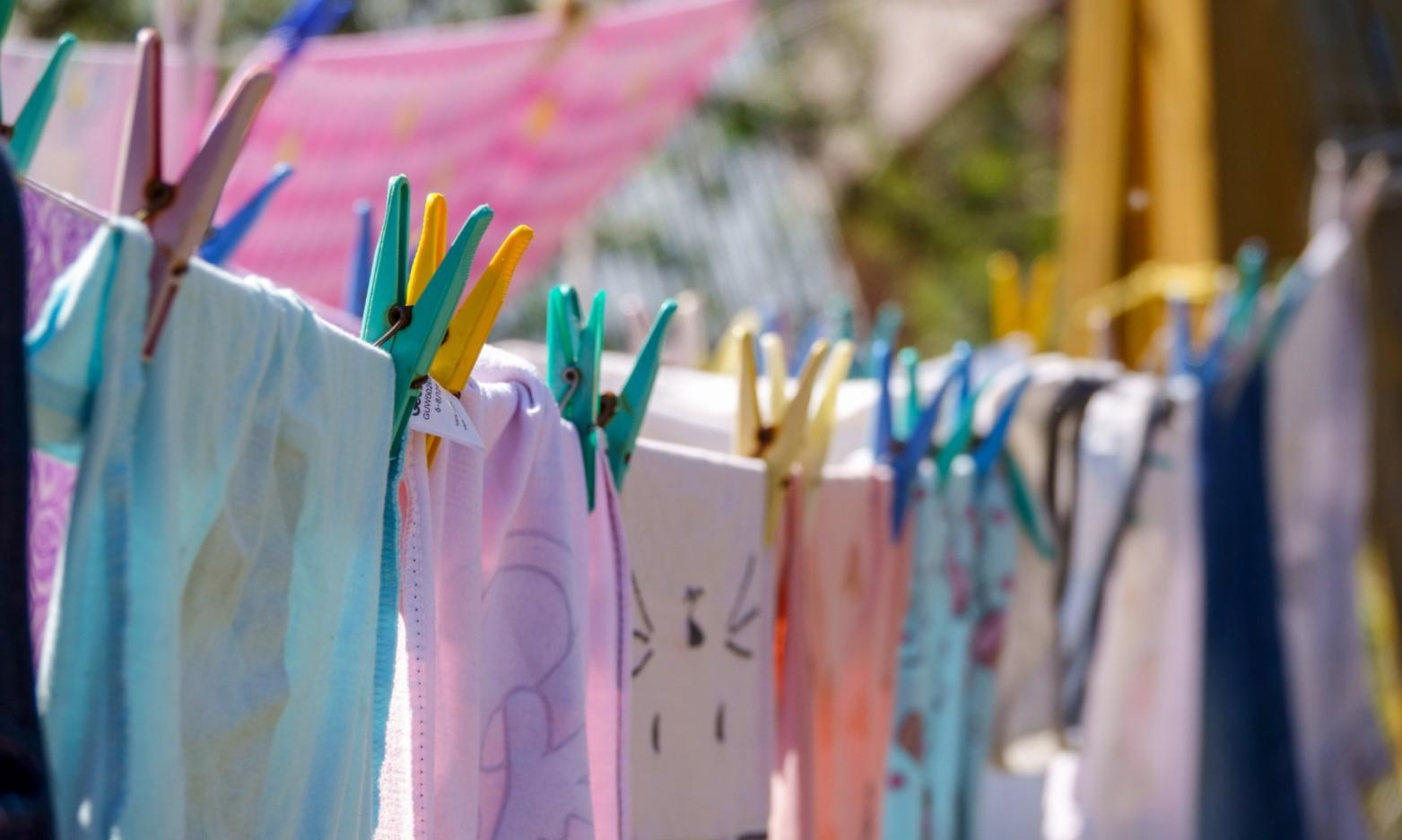 Top 9 Reasons Why you Should Dry Laundry on Outdoor Washing Line