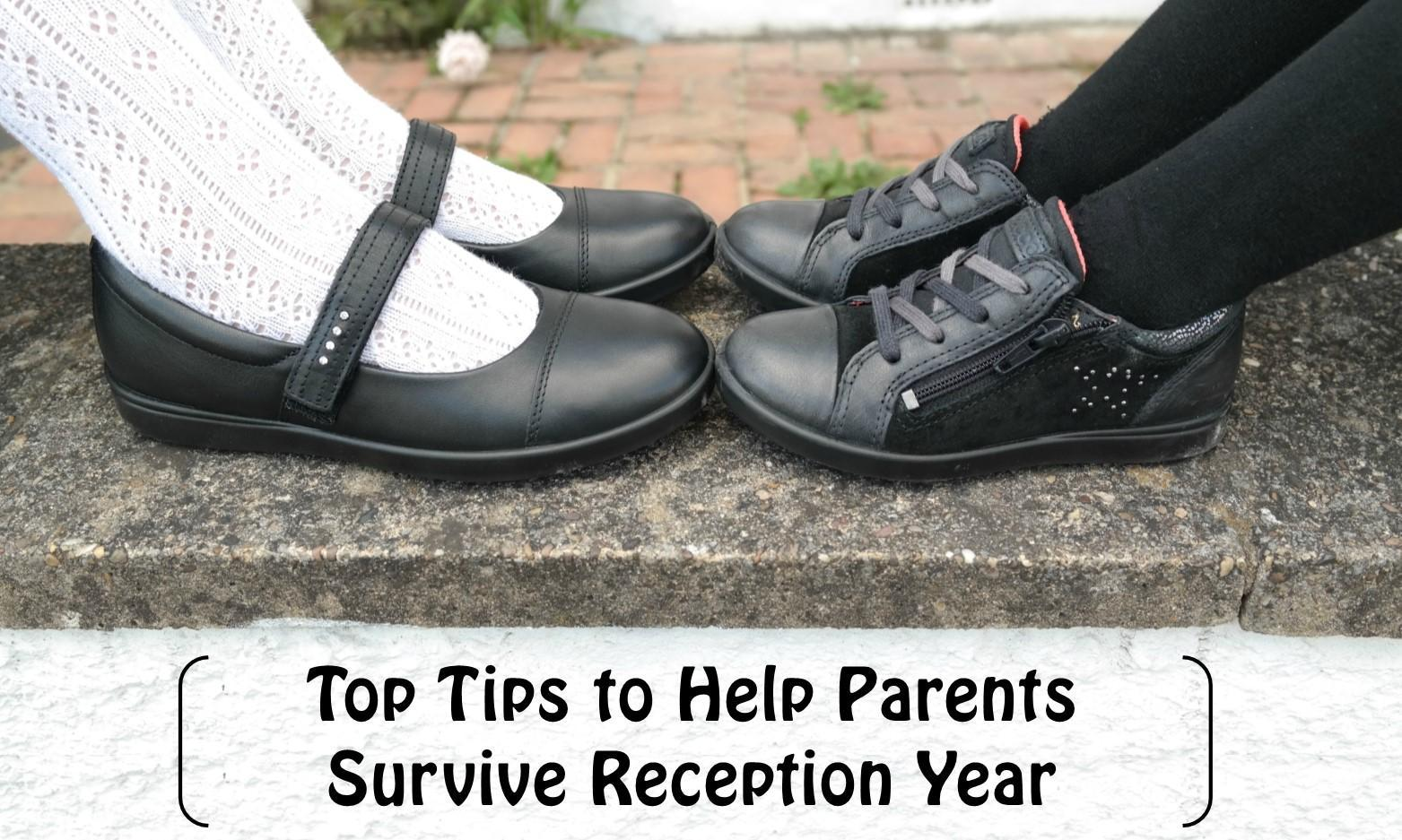Top Tips to Help Parents Survive Reception Year
