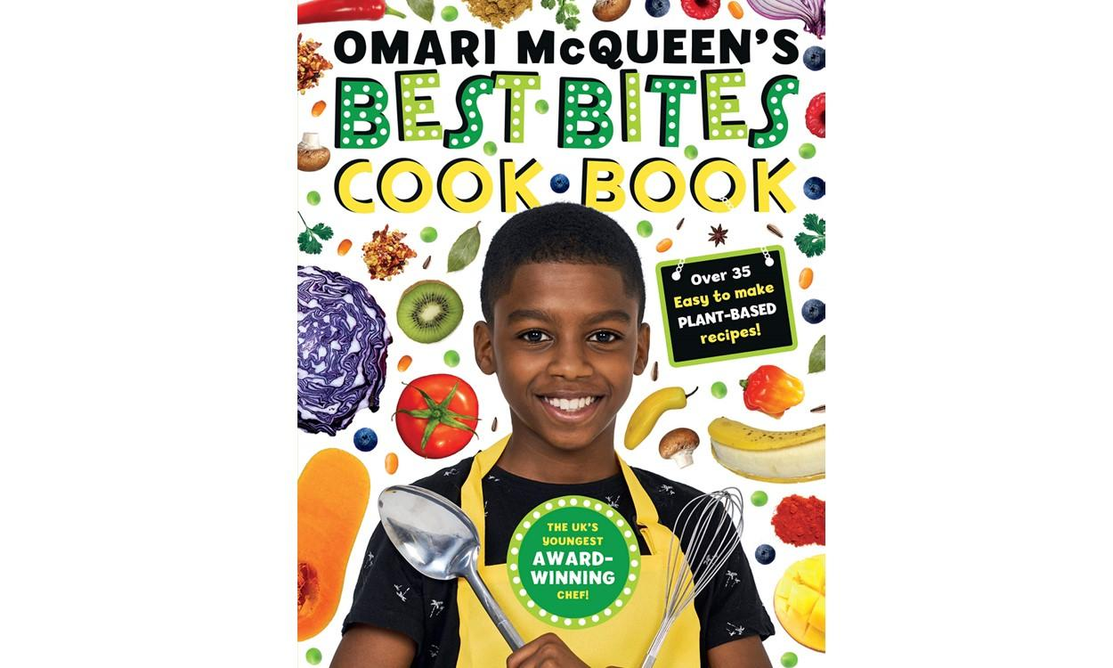 Omari McQueens Best Bites Cookbook