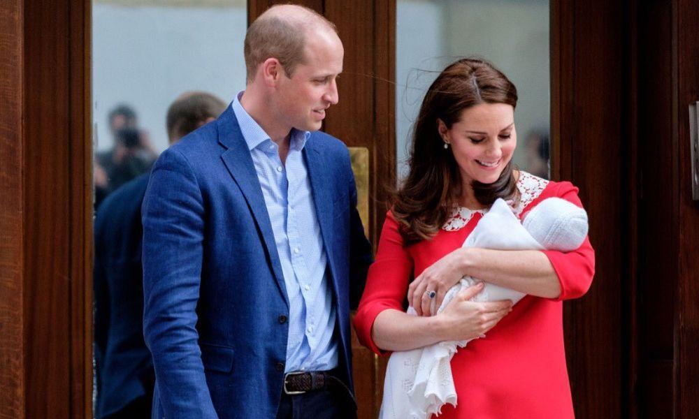 Duke and Duchess of Cambridge Announce Royal Baby Name