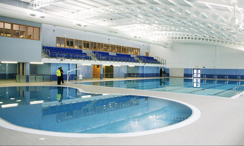 Carmarthen Leisure Centre Swimming Pool