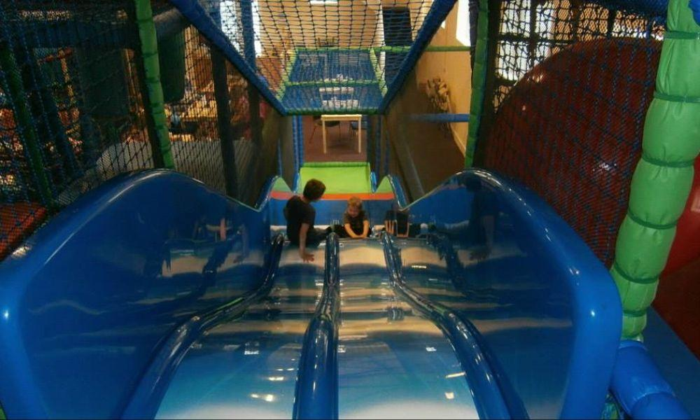 Little M'zzzz Soft Play Centre in Llanybydder, Carmarthenshire
