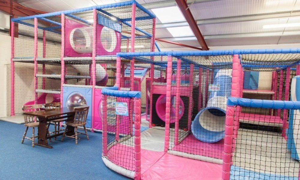Soft Play at Gateway Resort in Bynea Llanelli