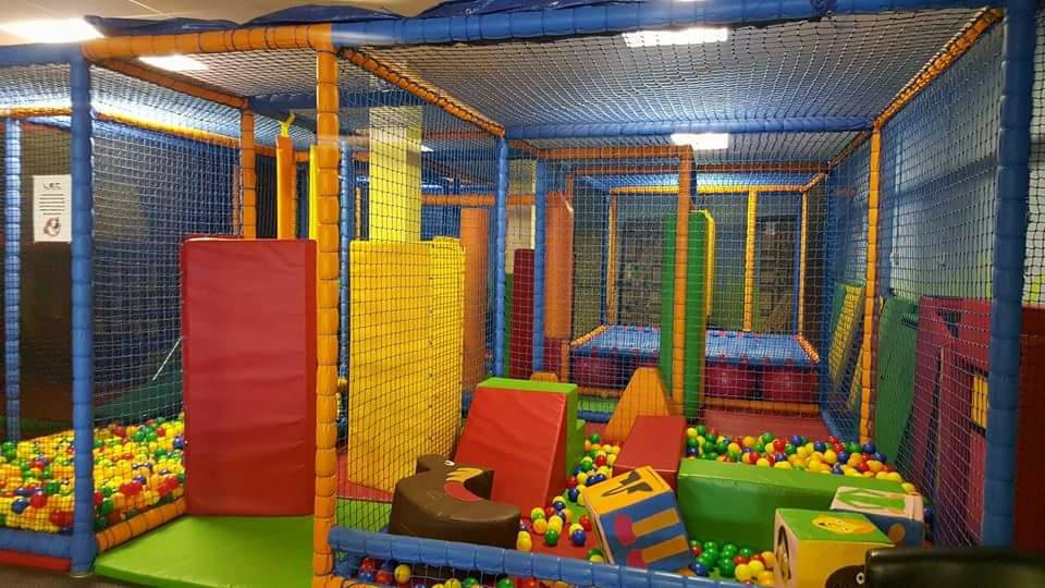 The Glen Soft Play Area and Café in Llanelli, Carmarthenshire