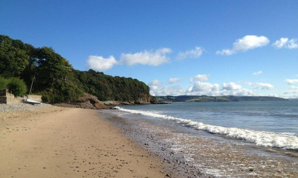 Coppet Hall Beach Pembrokeshire