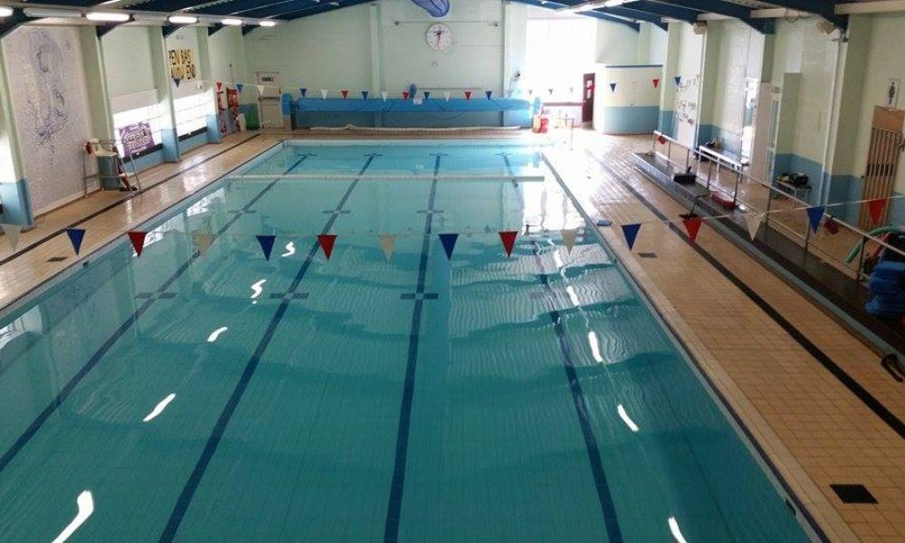 Crymych Swimming Pool Pembrokeshire