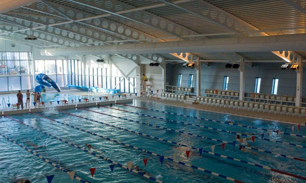 Haverfordwest Swimming Pool Pembrokeshire